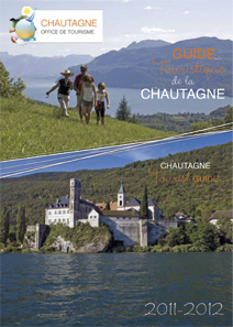 Chautagne Tourist Guide cover