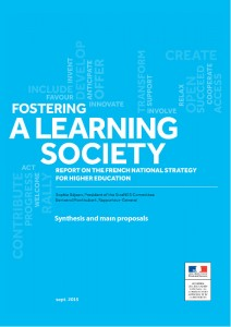 Fostering a learning society